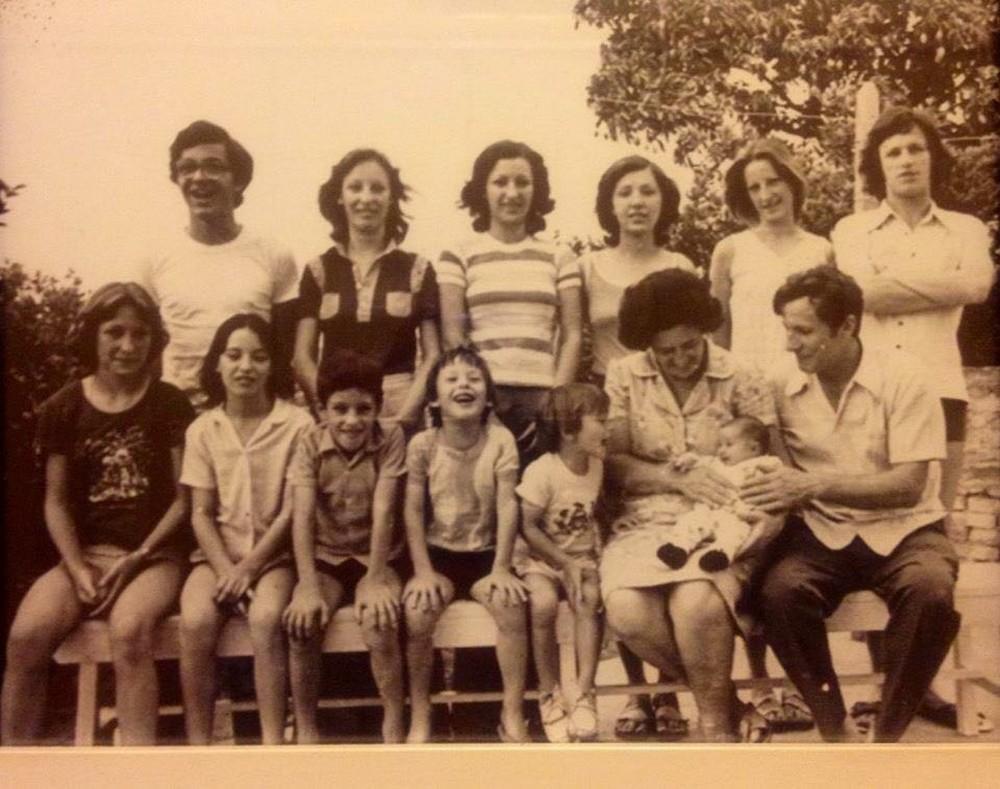 Padre José Brombal família