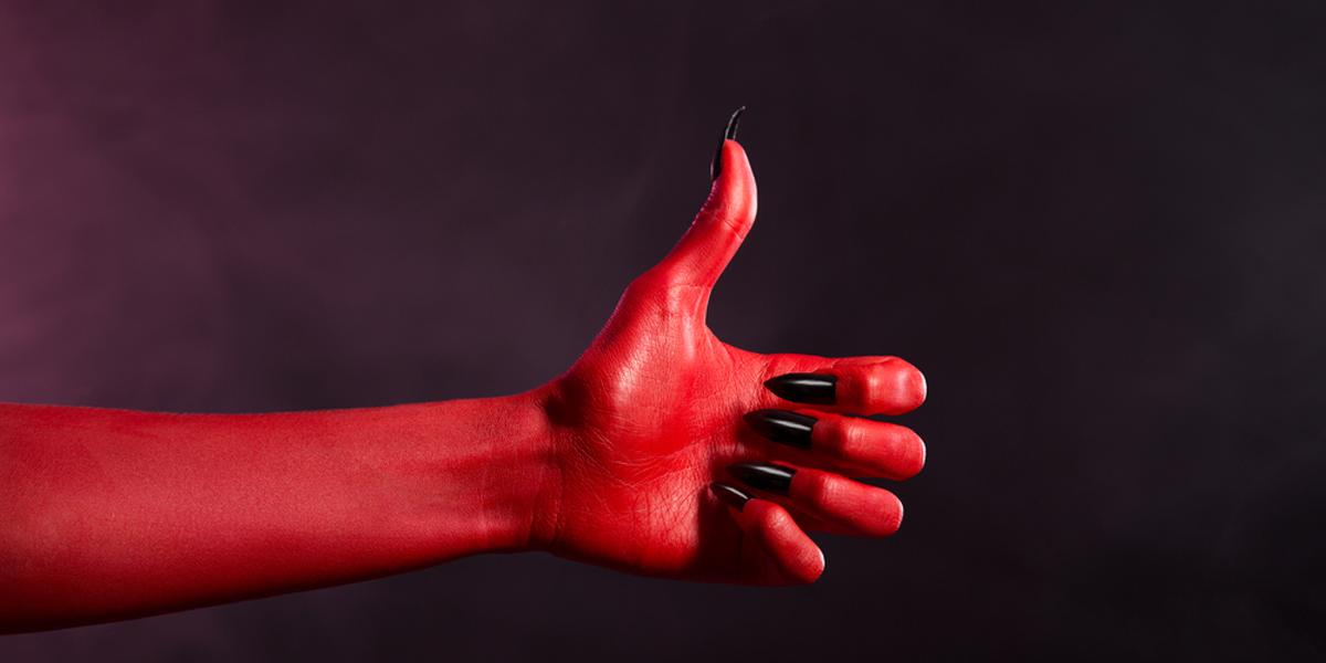 10 formas como o diabo está se metendo em sua vida e você talvez ...
