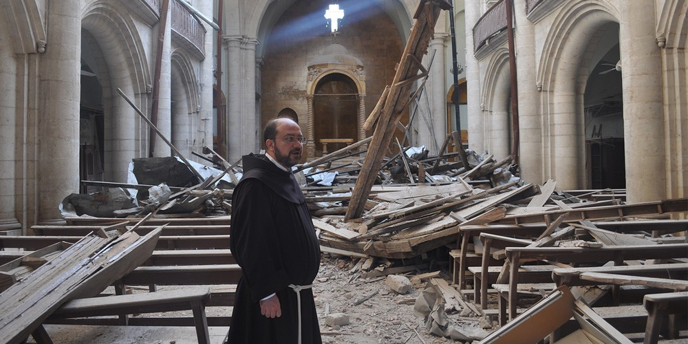 Pe Ibrahim na Síria