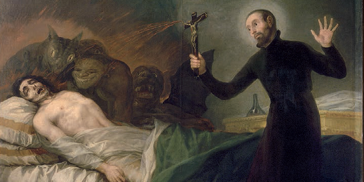 Exorzismus Bibel